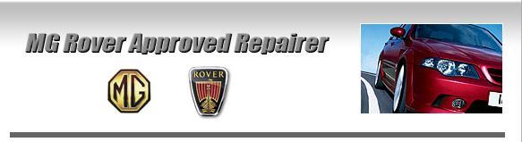 Vehicle repairs, Service and MOT Centre.